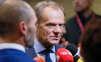 Donald Tusk odniósł się do propozycji obniżenia wydatków w Unii Europejskiej