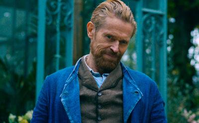 """Vincent van Gogh. U bram wieczności"" - zwiastun filmu"