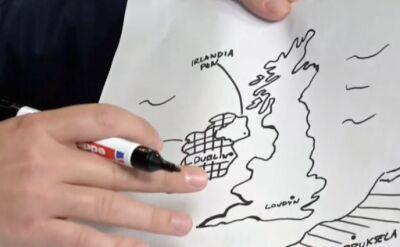 Nowe porozumienie zakłada granicę między Irlandią Północną i Wielką Brytanią