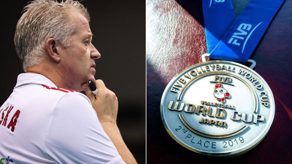 """Heynen oferuje medal Pucharu Świata. """"Prześlijcie mi swoje historie"""""""