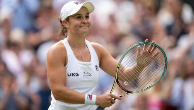 Liderka światowego rankingu w finale Wimbledonu. Po raz pierwszy