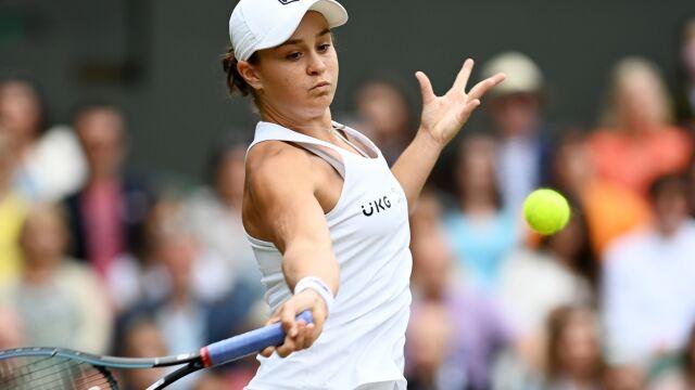 Drugi wielkoszlemowy tytuł. Barty królową Wimbledonu