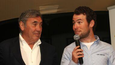 Wyrównał rekord legendy. Merckx: To świetna wiadomość dla młodych sportowców