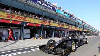 Australia boi się koronawirusa. Nie będzie wyścigu Formuły 1