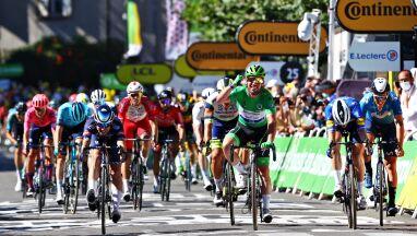 Historyczny etap Tour de France. Wyrównano rekord legendy