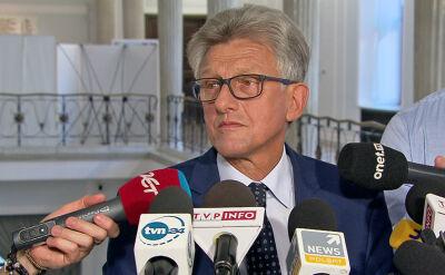 Piotrowicz zapowiedział nową ustawę o TK