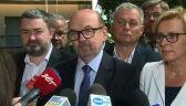 Legutko: PE zajmuje sie marginalną sprawą, ignoruje nasze argumenty