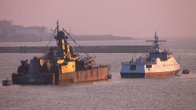 Mieszkańcy wsi uszkodzili kabel, rosyjska flota miała kłopot z łącznością