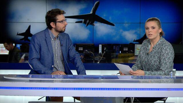 Cała rozmowa z Grzegorzem Łakomskim o ujawnionych listach pasażerów podczas lotów marszałka