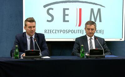 Kuchciński: przepraszam wszystkich, którzy poczuli się urażeni
