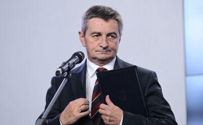 Dr Grzegorz Makowski o lotach marszałka Sejmu Marka Kuchcińskiego