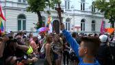 Komentarze do pierwszego Marszu Równości w Płocku
