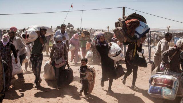 Ponad 100 milionów euro pomocy dla syryjskich uchodźców w Turcji