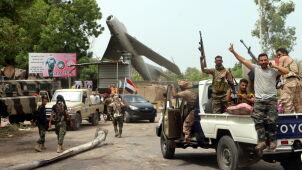 Rebelianci Huti: zestrzeliliśmy amerykańskiego drona