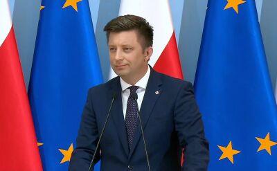 Dworczyk: w piątek na stronie KPRM wywieszony zostanie wykaz lotów premiera Morawieckiego