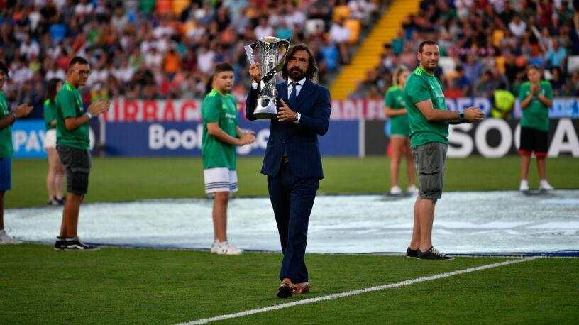 Zaskakujący wybór. Andrea Pirlo nowym trenerem Juventusu