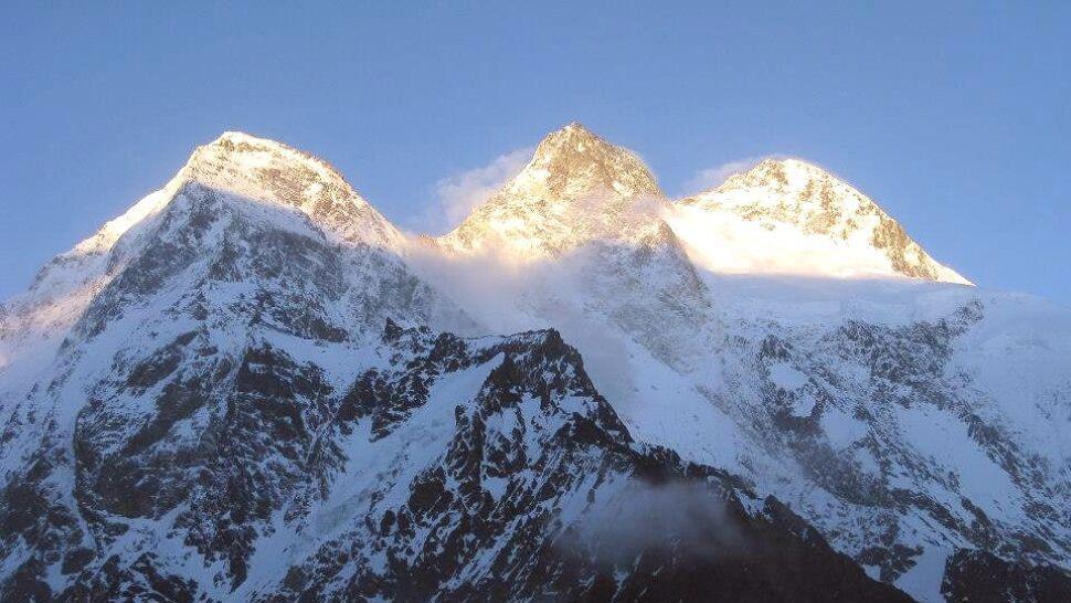 Broad Peak - niegdyś K3