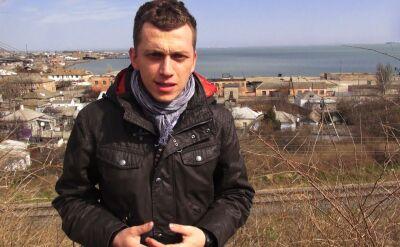 """""""Promy przewożą wojskowy rosyjski sprzet, ropę i generatory prądu"""""""