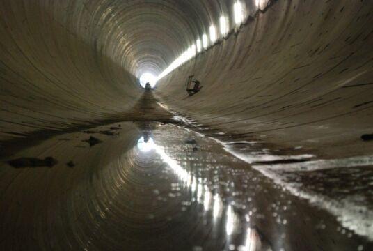 Drugi tunel ma powstać w 3,5 do 4 miesięcy