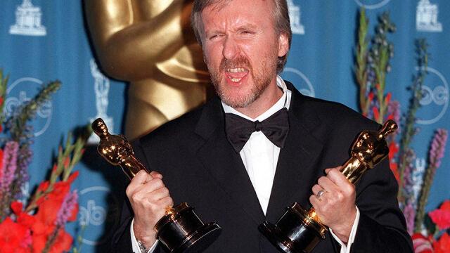 James Cameron: chciałem walnąćWeinsteina własnym Oscarem