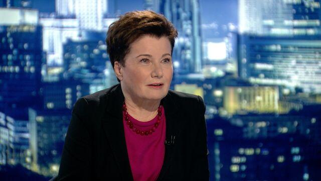 Hanna Gronkiewicz-Waltz o wyroku NSA