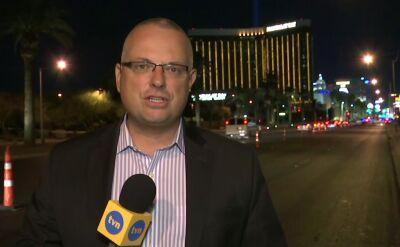 """Las Vegas zmienione przez atak. """"Dziś była absolutna cisza"""""""