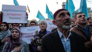 Otwarto centrum tatarskie na Ukrainie. Przy wsparciu Polski