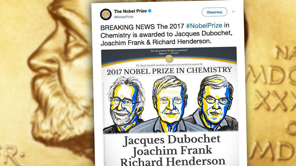 """Nagroda Nobla za """"wprowadzenie biochemii w nową erę"""""""