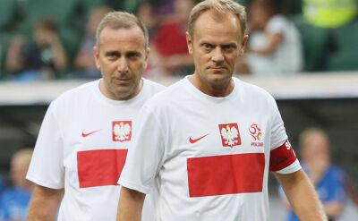 """""""Schetyna zawsze grał w pomocy. Gole strzelał Tusk"""""""