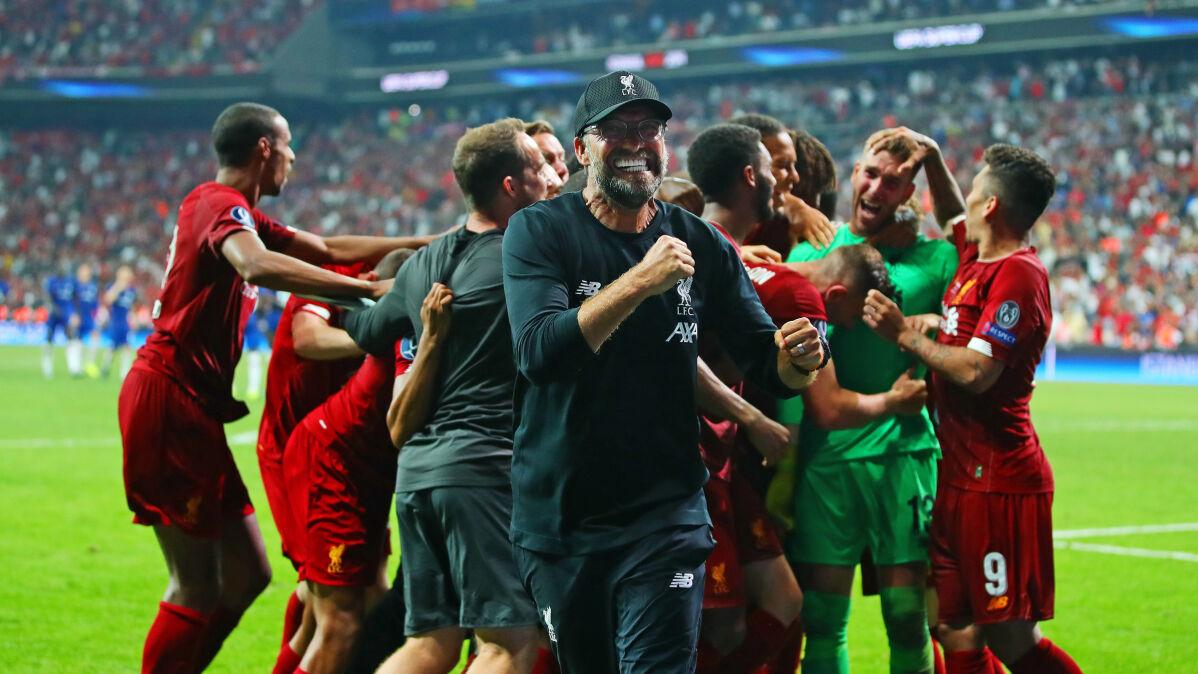Liverpool po swoim pierwszym meczu może być mistrzem. Podano terminarz Premier League