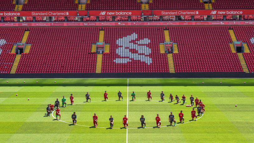 Liverpool wspiera protestujących w USA. Piłkarze wzywają do walki z rasizmem