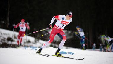 Narciarski mistrz olimpijski w drużynie kolarskiej. Z kontraktem za trzy miliony euro