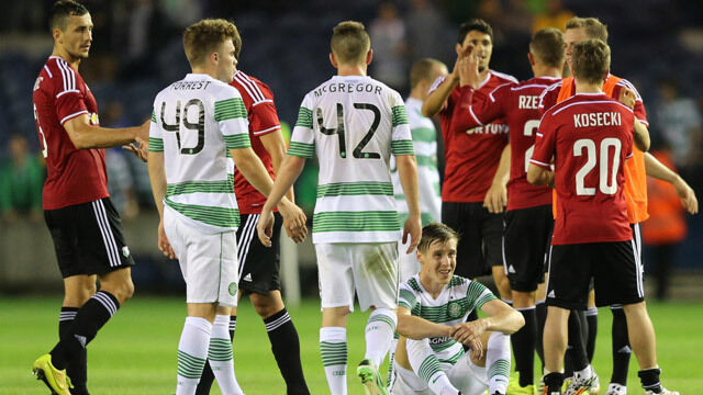 """UEFA bezlitosna dla Legii. """"Nie dla nas Liga Mistrzów w tym roku"""""""