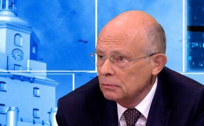 Marek Borowski: premier Morawiecki nie zapłaci głową za ten wynik