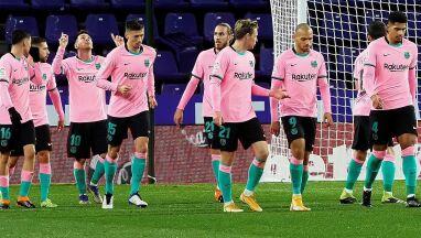 Messi przegonił Pelego. Spacerek Barcelony
