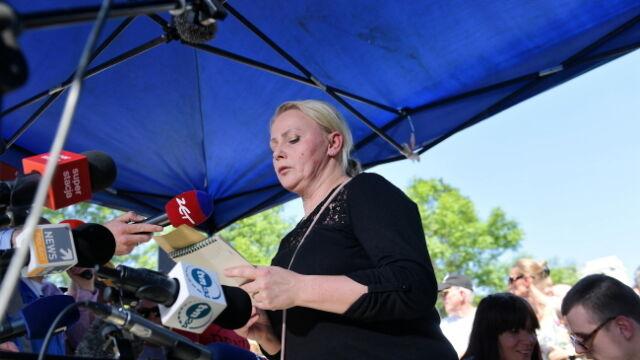 Iwona Hartwich: po 40 dniach upokorzeń zawieszamy protest