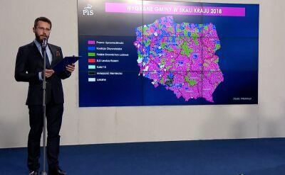 Konkret24 przygląda się różowej mapie samorządowej