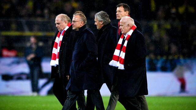 """Bayern traci kontrolę nad ligą, szef zapowiada zmiany. """"Będziemy chcieli odmienić oblicze zespołu"""""""