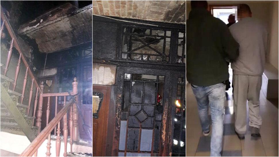 Prokuratura: podpalili mieszkanie, chcieli zabić