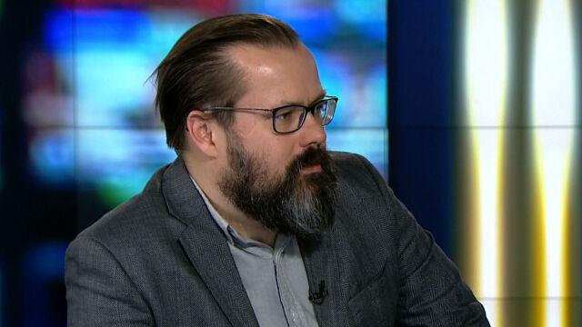 """Cała rozmowa ze współautorem reportażu """"Polscy neonaziści"""""""