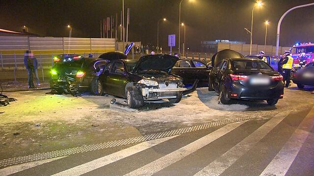 ŻW: krew kierowcy Macierewicza zbadano po trzech godzinach od wypadku