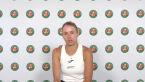 Linette po półfinale gry podwójnej we French Open
