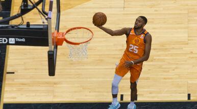 Rozpędzone Phoenix Suns blisko finału Konferencji Zachodniej