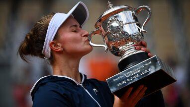 Królowa Krejcikova. Czeszka mistrzynią Rolanda Garrosa