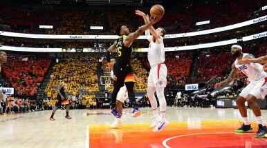 Jazz zaczęli od zwycięstwa. Świetny mecz gwiazdy 76ers