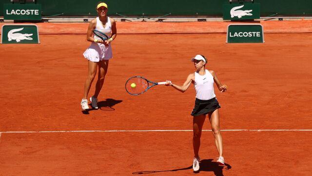 """Linette optymistką mimo porażki. """"Cieszę się, że mój tenis wraca na dobre tory"""""""