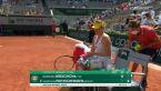 Pawluczenkowa wygrała 2. seta finału French Open