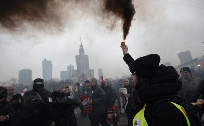 Czarny protest w całej Polsce