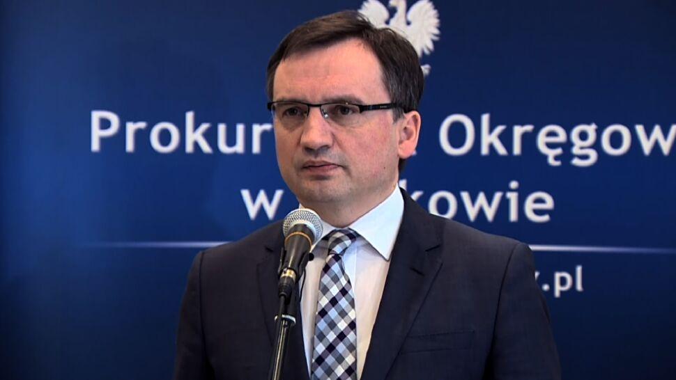 Stanowcze zapewnienia Zbigniewa Ziobry w sprawie zabójstwa byłego premiera