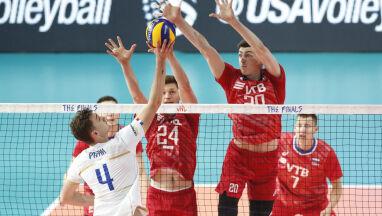 Rosja rywalem Polski, Brazylia ostatnim półfinalistą w Lidze Narodów